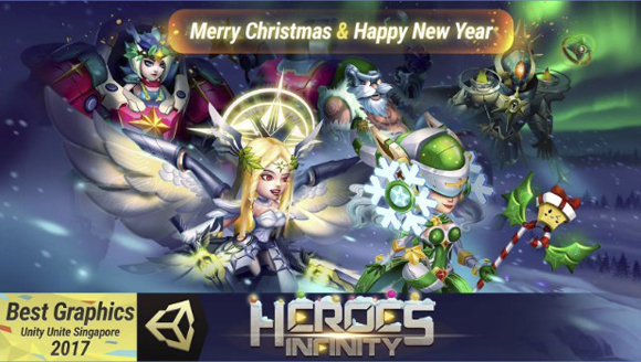Download Heroes Infinity Mod Apk for Android