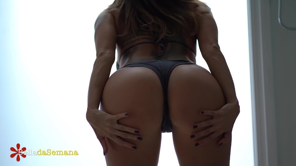 [BellaDaSemana.Br] Ligia Martins - Photo & HD Video, Part 1-2
