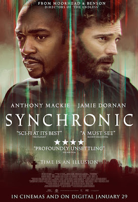Synchronic 2020 Movie Poster 2