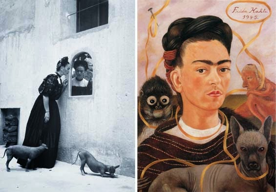 léon trotsky frida kahlo