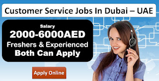 Female Accounts Assistant / Customer Service Executive Job Recruitment in Dubai