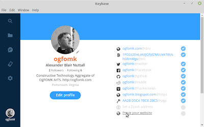 Keybase on Linux