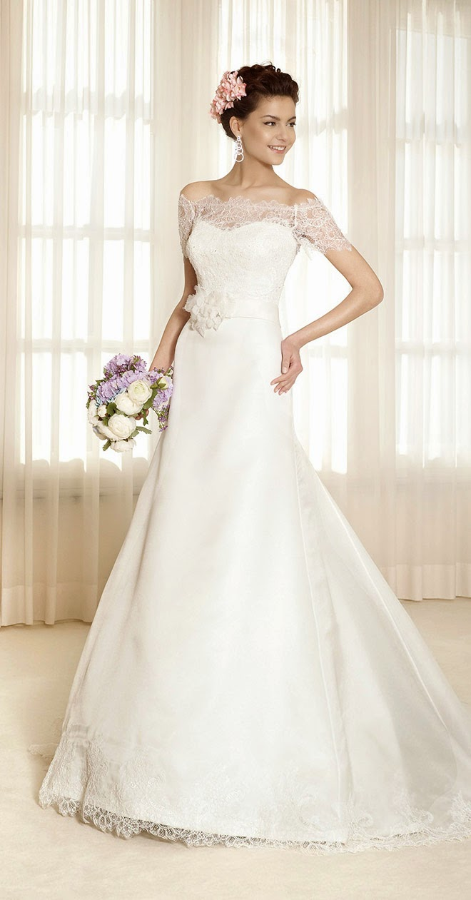 Gorgeous Wedding Dresses From The Maria Cristina by Delsa 2015 ...
