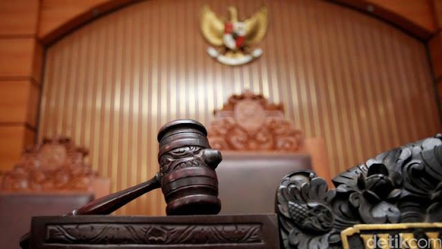 Lasito, Hakim ke-25 yang Jadi Tersangka di KPK