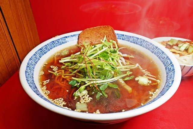 太郎拉麵~台南素食拉麵