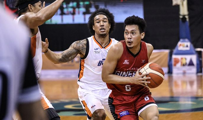 Ginebra faces TNT in 2020 PBA Philippine Cup Finals