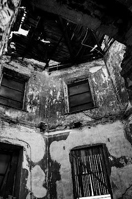 Заброшенная гостиница