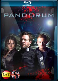 Pandorum: Terror en el Espacio (2009) REMUX 1080P LATINO/ESPAÑOL/INGLES