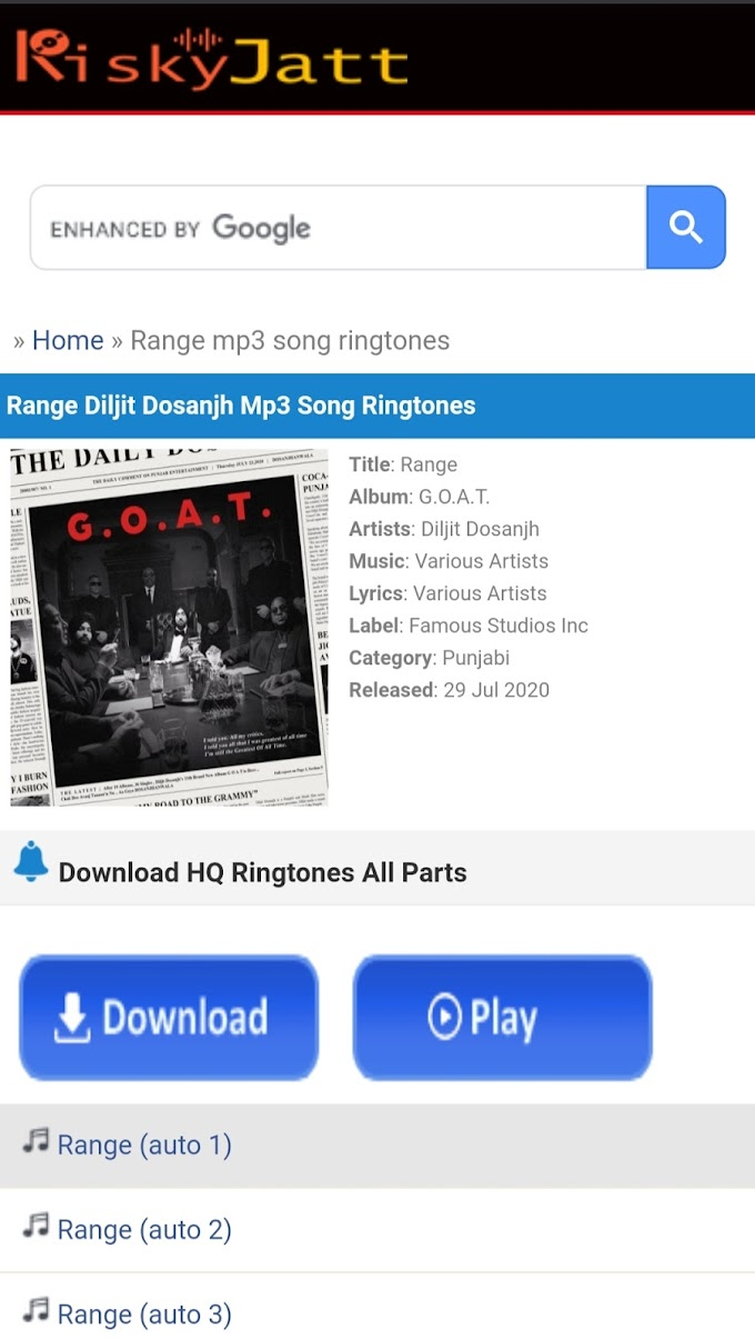 How to download Ringstone or MP3 songs  🤩🔥🔥