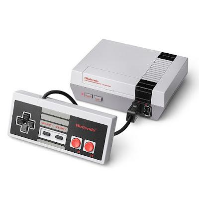Consola mini NES Clásica