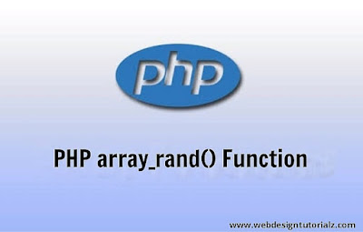 PHP array_rand() Function