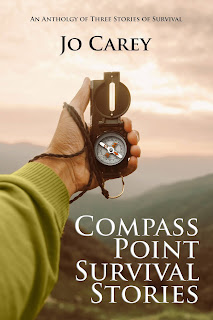 Compass Point Survival Series Compass Point Survival Stories: An Anthology of Three Stories of Survival by Jo Carey cover image