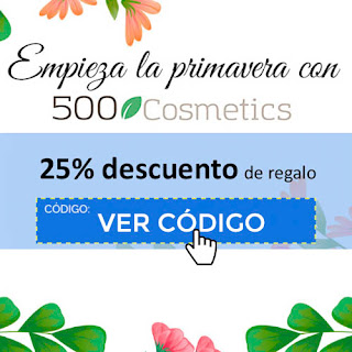 25% descuento en Cosmetics