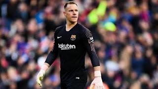 Ter Stegen Reaches 200 Games at FC Barcelona