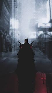 Batman Ninja Mobile HD Wallpaper