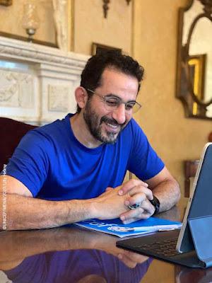 تعيين أحمد حلمي سفيراً لمنظمة اليونسيف في الشرق الأوسط وشمال أفريقيا
