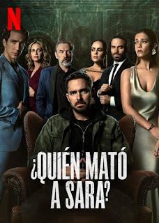 ¿Quién mató a Sara? Temporadas 1 y 2 1080p Dual Latino