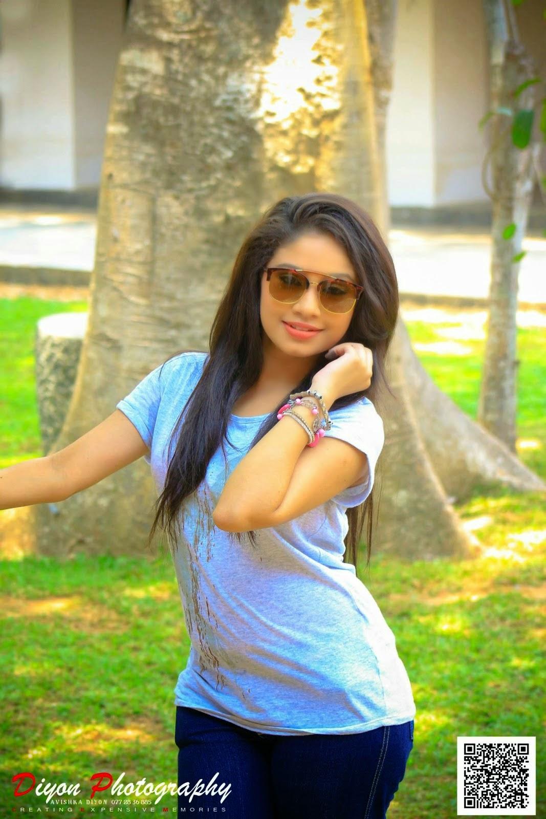 Shehani Kahandawala - Sihini Teledrama Actress - Ceylon -8457