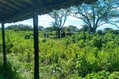 Adolescente que estava desaparecido é encontrado morto dentro de cisterna no município de Jacaré dos Homens