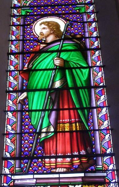 Jean Baptiste - église St Etienne le Molard ©Défrade