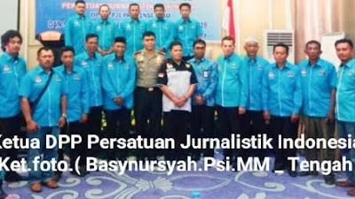 Terkait Meninggal Seorang Wartawan Di Pematang Siantar , Begini Kata Ketua DPP PJI