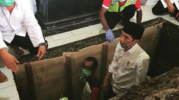Surat Terbuka Sudah Disampaikan, Dewan Guru Besar FK UI Desak Jokowi Tetapkan Local Lockdwon, Risiko Pahit Diungkap
