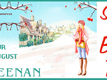 Snowflakes Over Bay Tree Terrace by Fay Keenan Review