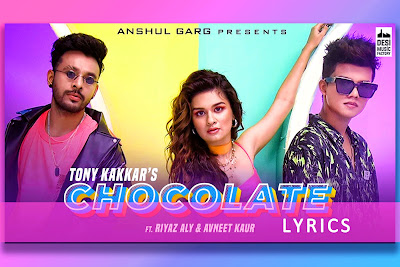 Chocolate song Lyrics and Karaoke by Tony Kakka