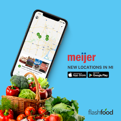 GIVEAWAY: Flashfood returns to the Metro Detroit area {ends 11/3}