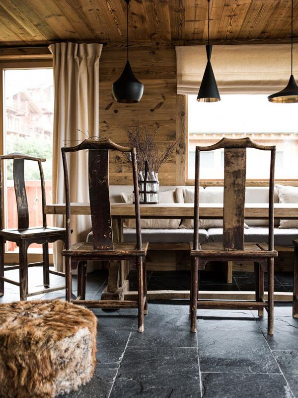 Estilo rustico casa rustica de madera en francia - Casa de madera rustica ...