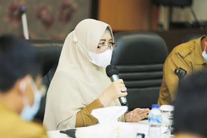 Optimalkan SAKIP, Zulaikhah Wardan Pimpin Rapat Evaluasi