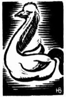 Bunyip sketch, 1930s.