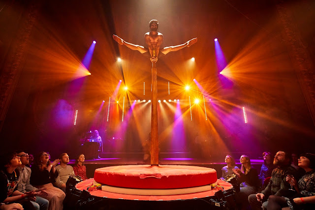 La Petite Soiree, the most amazing and unusual family cabaret show