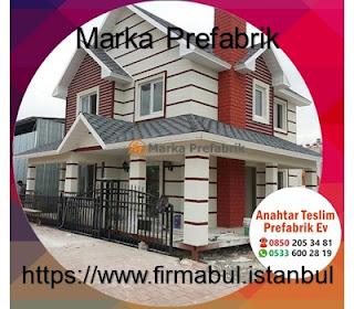 Marka Prefabrik | Firma Bul İstanbul
