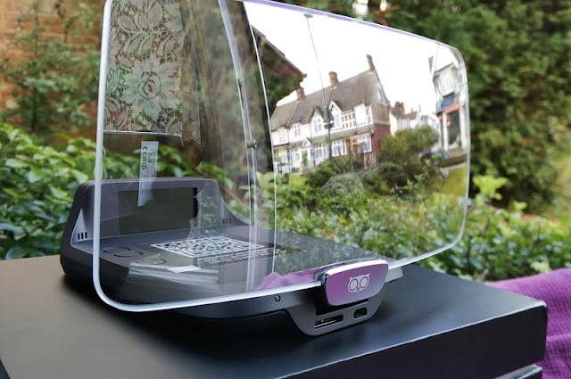 Hudway Cast Heads Up Display Keeps Your Eyes On The Road! | Gadget