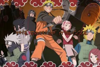 Naruto Senki The Path Of Strunggle V1