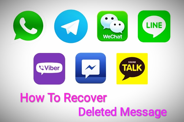 How To Recover deleted Message
