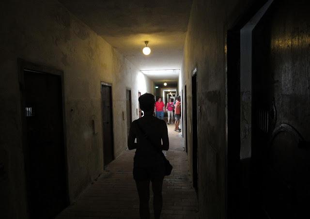 Campo de Concentração Dachau - Bunker