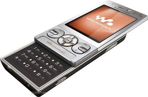 Bán điện thoại Sony Ericsson W705