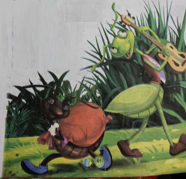 Hindi Kahaniya :  हिंदी कहानियां – परिश्रमी चींटी