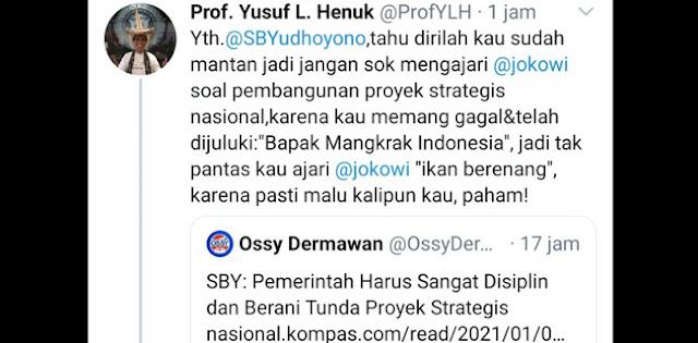 Kataian SBY