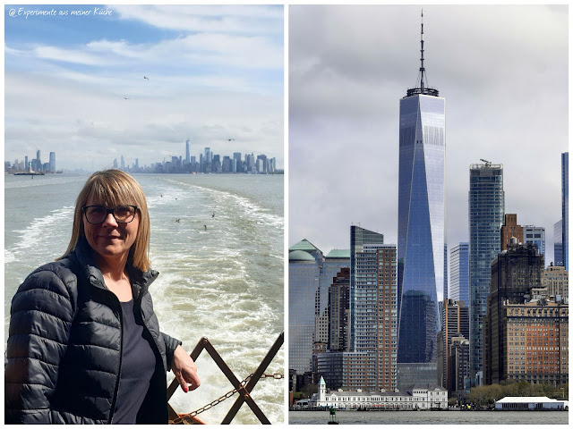 New York - Downtown | Reisen | USA | Städtetour | Citytrip | Staten Island Ferry