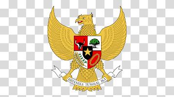 Lambang Garuda Pancasila 2D Version