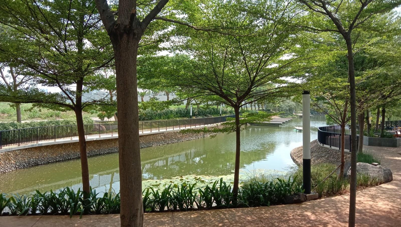 Danau Sedayu City