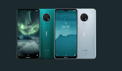 HP Nokia 7.2 dan Nokia 6.2 Resmi Diluncurkan, Ini Harga dan Spesifikasinya