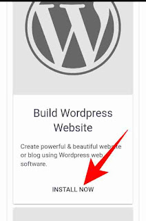Free hosting se WordPress website kese banaye 4