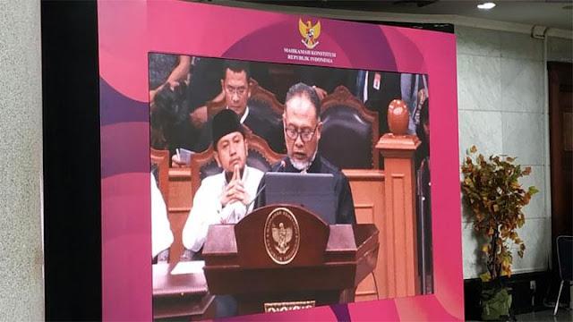 Gugatan Tim 02: Diskualifikasi Jokowi-Ma'ruf, Nyatakan Prabowo-Sandi Pemenang, atau Pemilu Ulang
