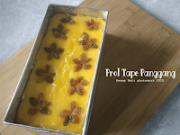 Resep Prol Tape Panggang Anti Gagal