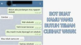 Bot Telegram Untuk Curhat Berikut Cara Menggunakannya