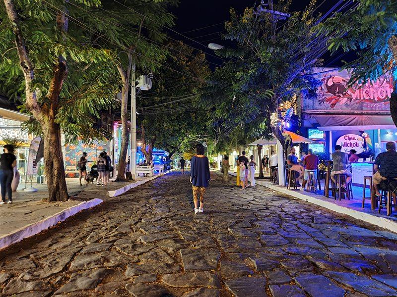 Noite em Búzios: bares, baladas